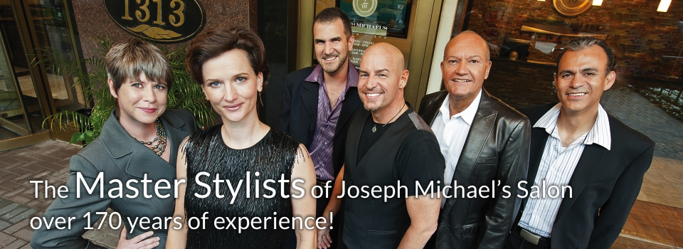 Joseph michael 39 s salon and spa the heart of the gold coast for A j salon chicago
