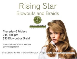 Blowouts and Braids